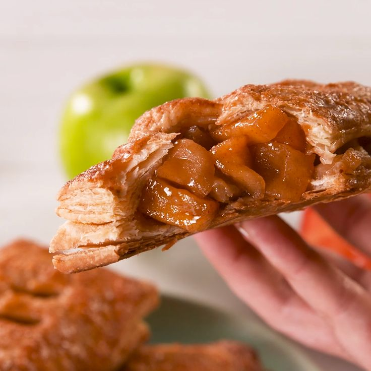 Copycat McDonald's Apple Pie