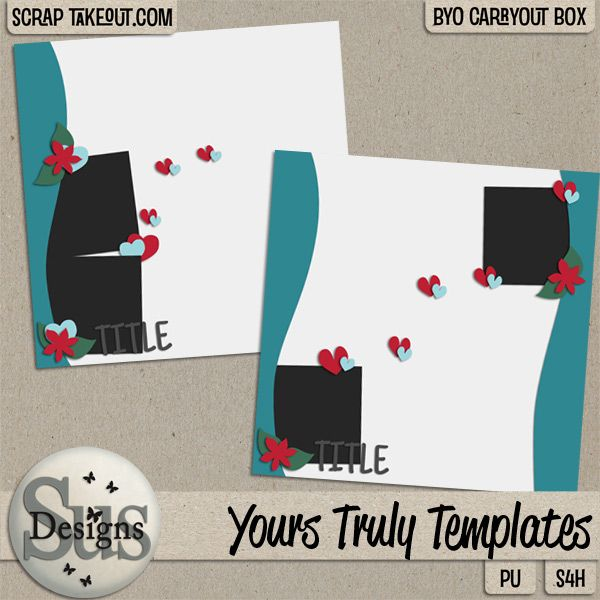 Yours Truly Templates