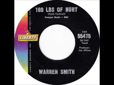 Warren Smith - 160 Lbs Of Hurt