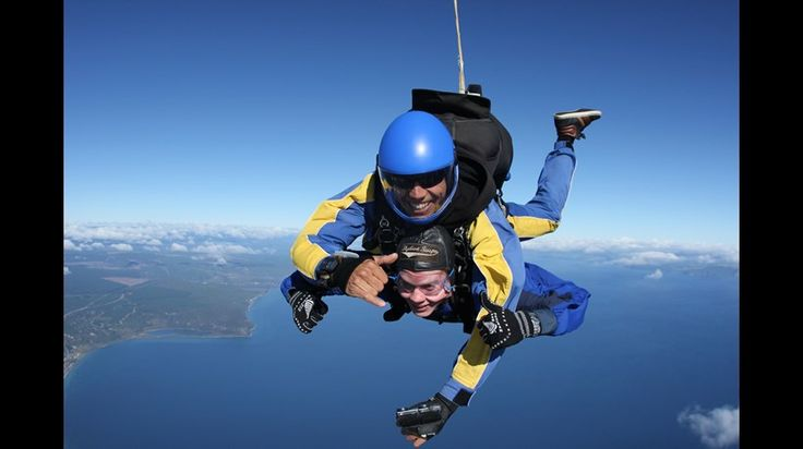 Skydive Taupo is New Zealand's best Skydiving experience!