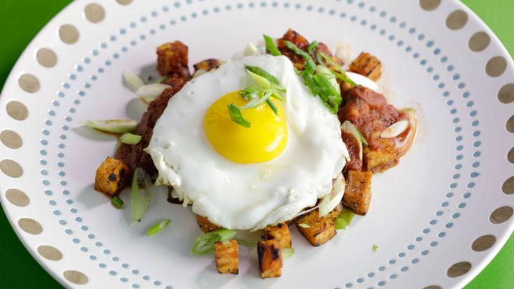 Bob Harper''s Skinny Sweet Potato Breakfast Hash