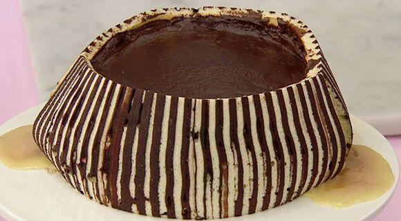 OPSKRIFT: Mettes joconde/chokolade kage