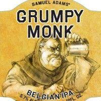 Samuel Adams Grumpy Monk Belgian IPA