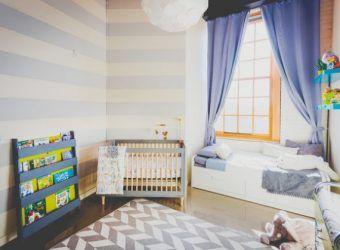 Deco: Έρχεται το μωρό- οργάνωση βρεφικού δωματίου! | InfoKids