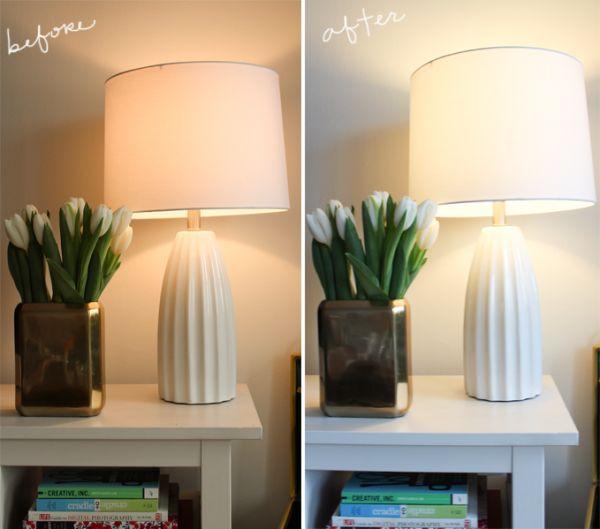 before + after Lighting reveal bulbs! & 132 best GE Lighting 100 Reveal images on Pinterest | Bulbs ... azcodes.com