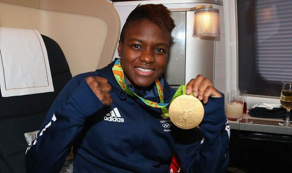 Boxing promoter Eddie Hearn wants to add double Olympic champion Nicola Adams to his books