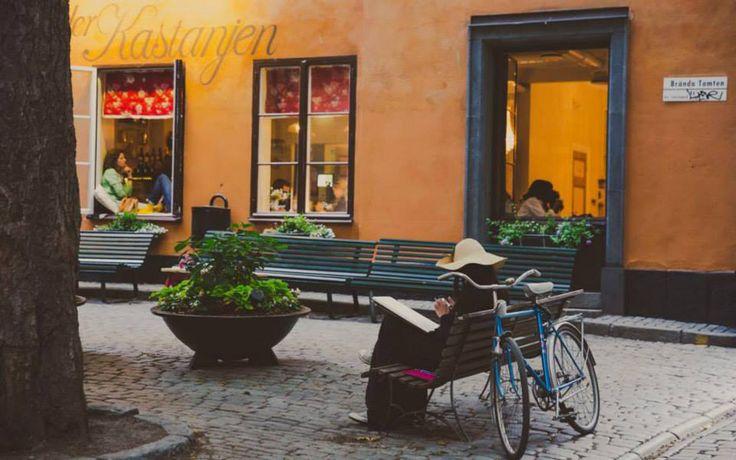 22 причины посетить Стокгольм #Sweden #Stockholm