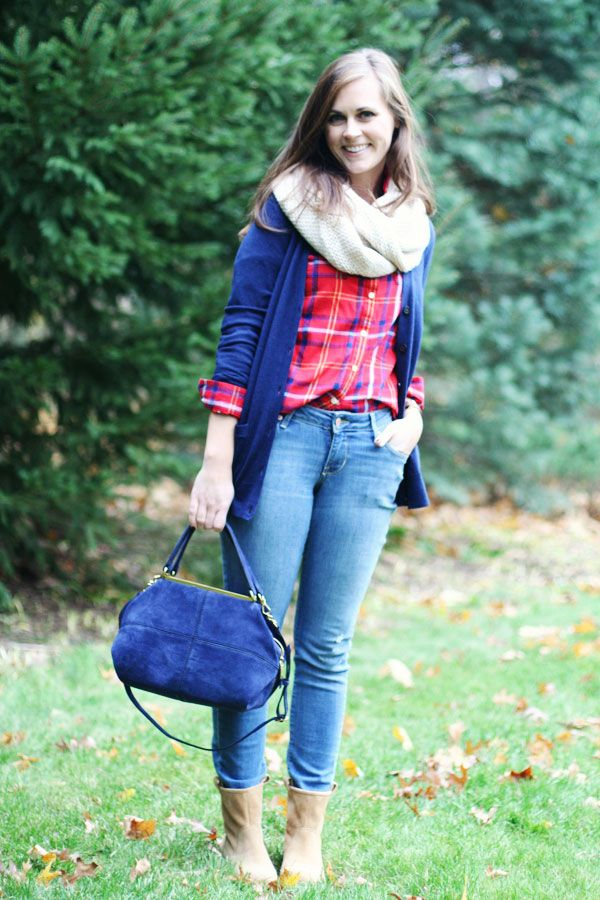 my everyday style: winterization with Old Navy cardigans!