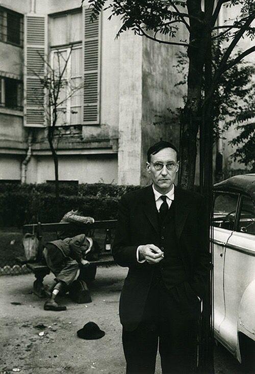 William Burroughs, Paris