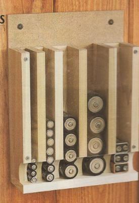 Battery Dispenser Case