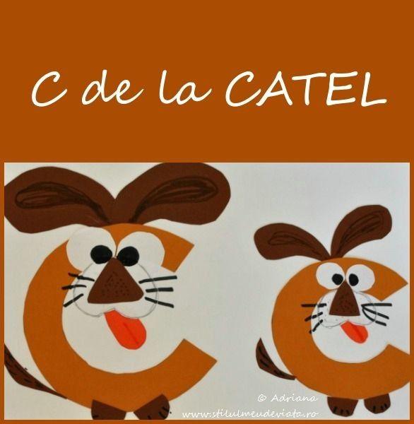 litera C de la CATEL