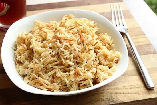 Homemade Chicken Rice-A-Roni ~  I made this tonight and it was so easy and so good & the kids ate it all up. All natural products, no preservatives, no msg & most importantly no ingredient you could not pronounce.