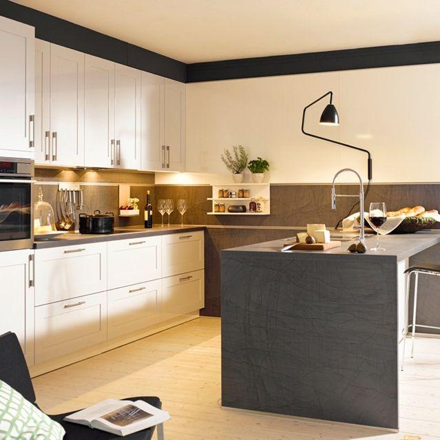 21 best Grey Schüller Kitchens images on Pinterest Quality - schüller küchen fronten