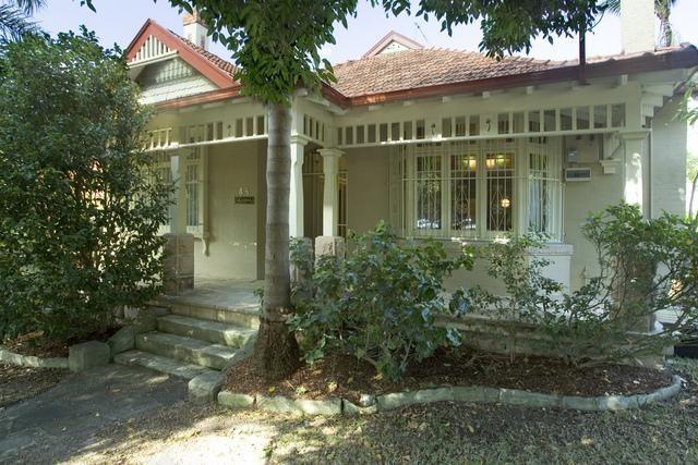 Federation cottage veranda