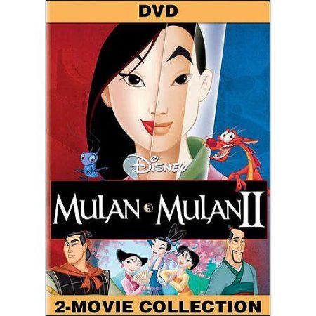 Mulan / Mulan II - Walmart.com