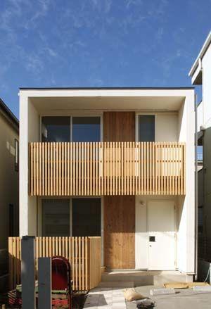 木の家 練馬区オール電化住宅 建築家 設計事務所 狭小住宅 建築設計事務所