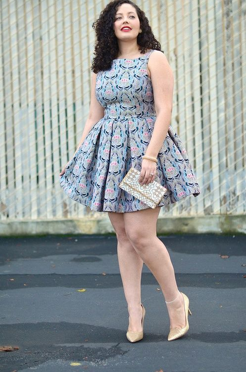 How to dress up with plus size club dresses | Plus Size Fashion ...