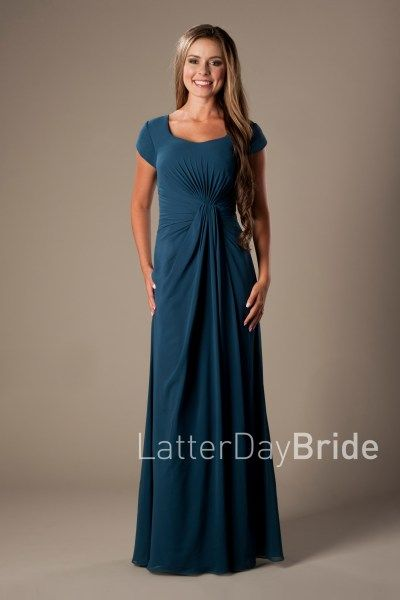 202 Best Modest Bridesmaid Dresses Images On Pinterest