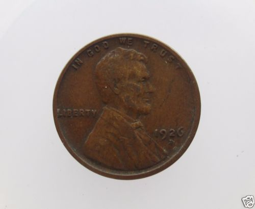 1926-D-Lincoln-Cent-Wheat-Penny-SCARCE