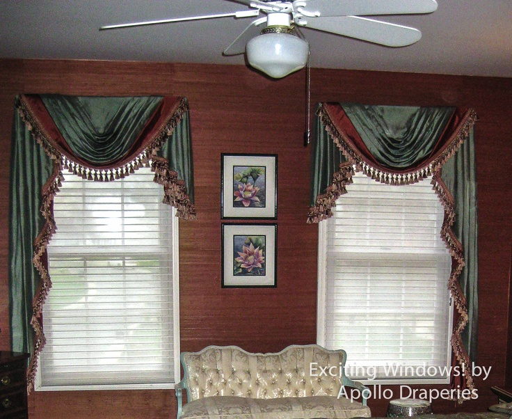 10 best Window Treatment images on Pinterest | Curtain ...