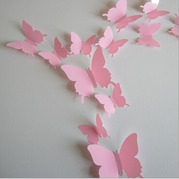 Superb Free Shipping 12pcs PVC 3d Butterfly Wall Decor Cute Butterflies Wall  Stickers Art Decals Home Decoration