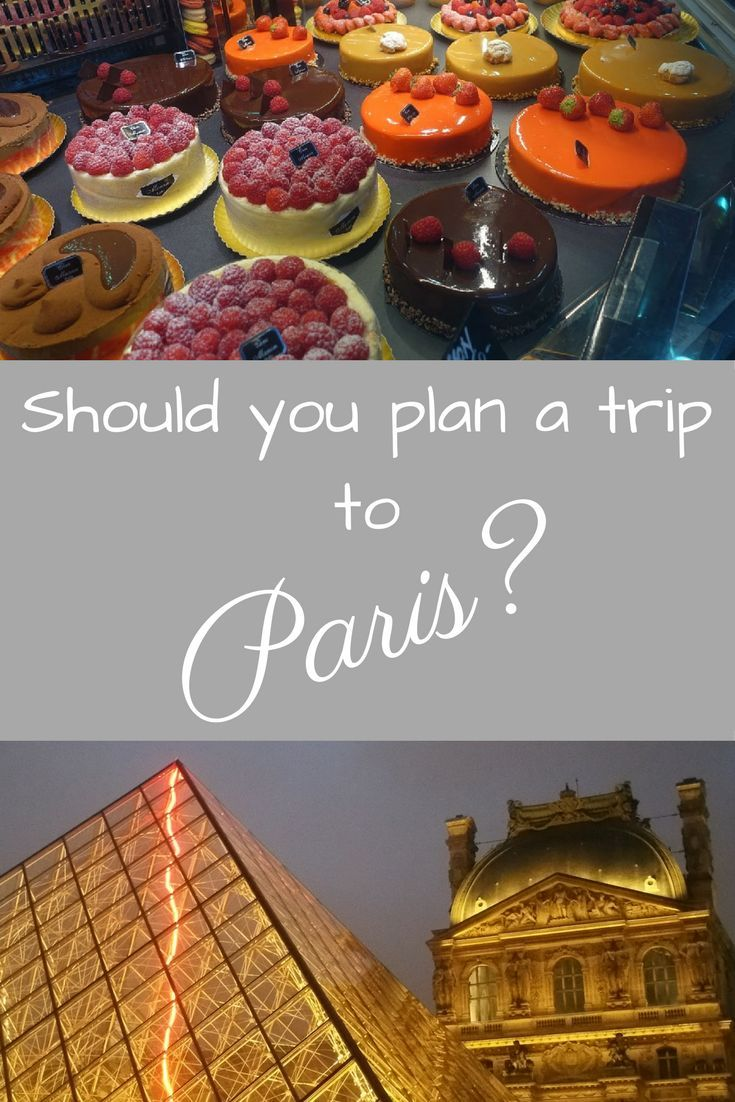 Following a series of terror events, the influx of Middle Eastern refugees and the rise of the far right, yes, it's true to say Paris has changed.  But, yes, you should still plan a trip a trip to Paris