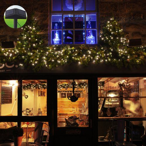 http://ift.tt/1mz2xRi InnooTech LED 120er Solar Lichterkette Außen für Party Garten Warmweiß 12 Meter @Key Featurescilase#