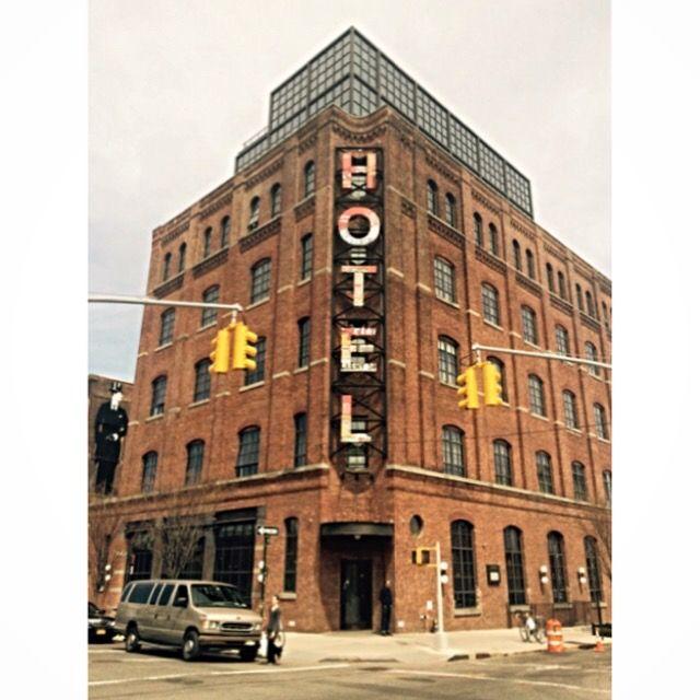 Brooklyn - The Whyte Hotel -