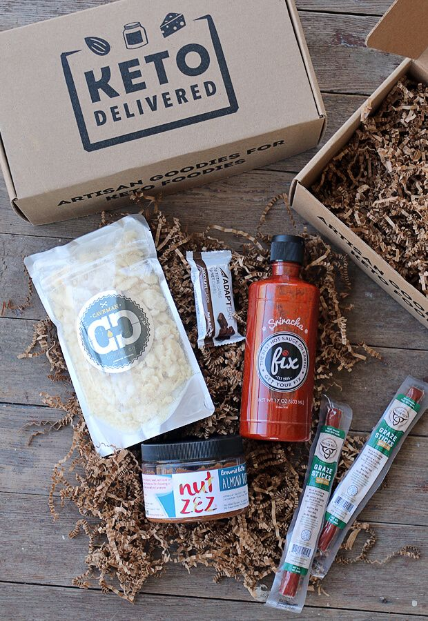 Keto Delivered February 2016 Unboxing | Keto, Low carb and Ketogenic lifestyle