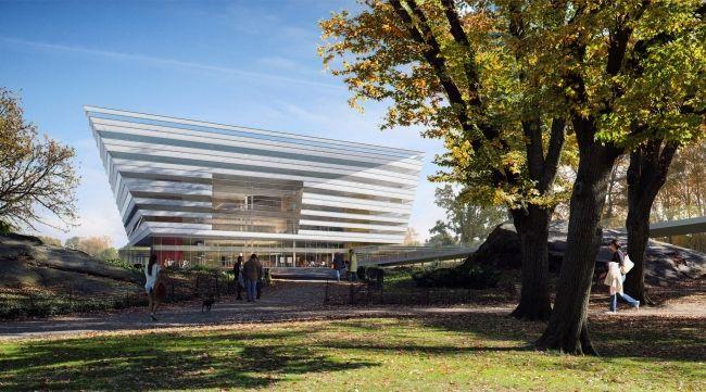 Schmidt Hammer Lassen Architects выиграли международный конкурс на проект библиотеки в шанхайском районе Пудун.