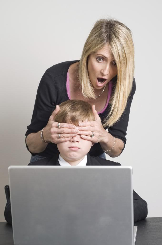 Dampak buruk Internet dan media sosial