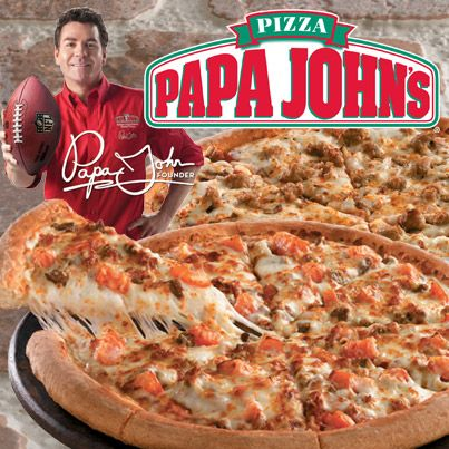 Order Pizza before the game... and pay less with COUPONS from Papa John's Pizza featured in the latest issue of MaxValues magazine.