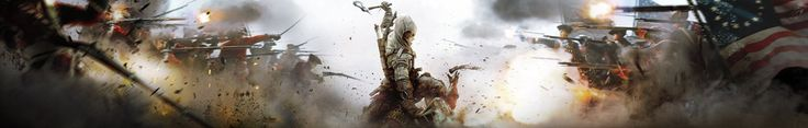 Seed7-Assassin's Creed 3-E3 external banner by SeedSeven