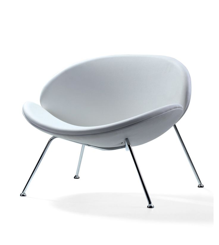 Super curved office chair - statement piece for workspace design. Wholesale inquires @howimports