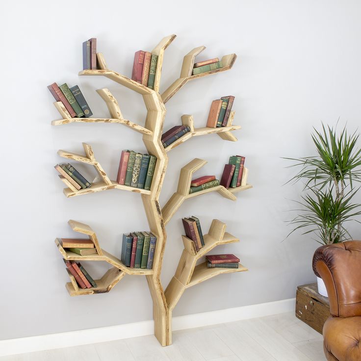 The Elm tree shelf is our newest tree design. Full bodied from the ground up just as you would find with a large old Elm tree.