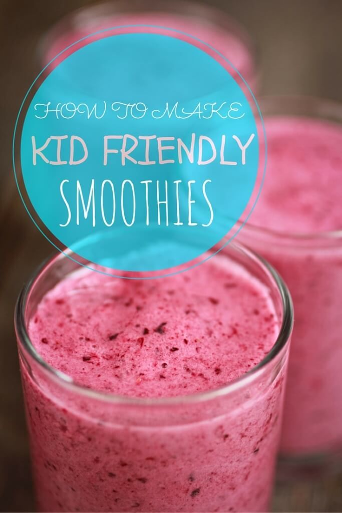 This kid friendly smoothies guide is meant to help you introduce your kids to new and delicious fruits and veggies, all while getting them to eat their greens and like them too! @MomNutrition