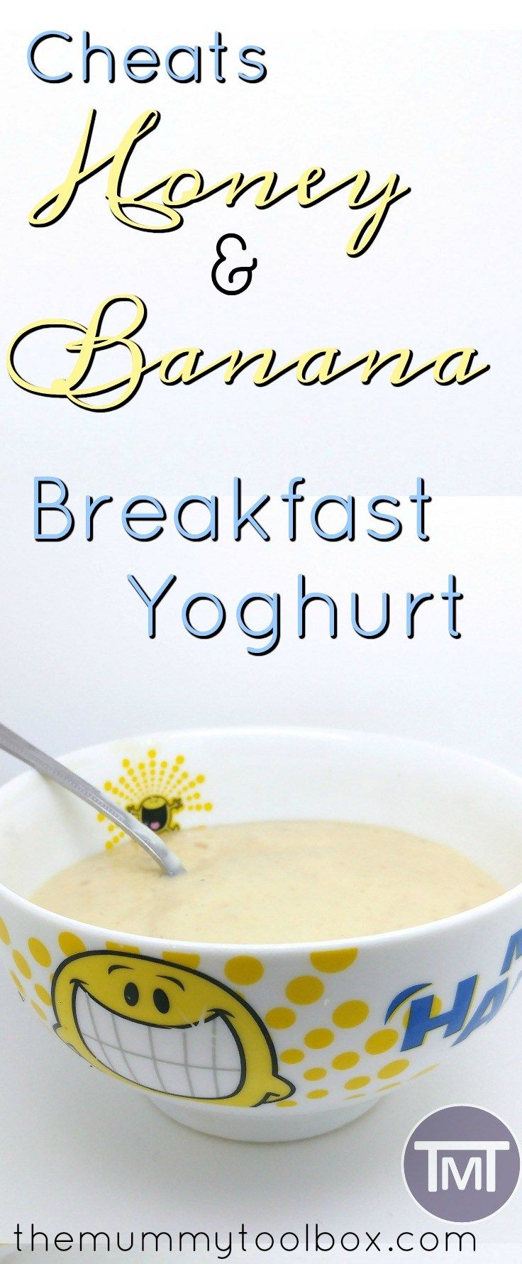 """This """"recipe"""" is delicious, healthy for the kids and is a totally customisable breakfast yoghurt for everyone to enjoy. Plus it's horrendously easy!"""