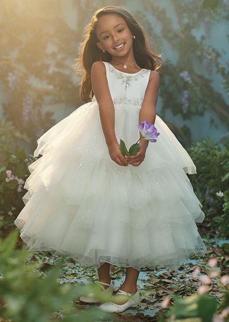 Disney Flower Girl Dresses