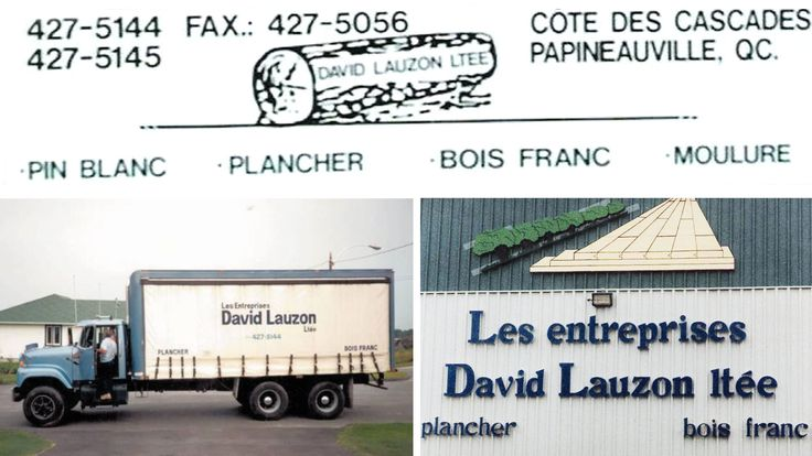 I've always had an entrepreneurial bent. While working a student job in a local mill, I spotted a business opportunity in buying and reselling white pine logs. So in 1985 I founded David Lauzon Enterprises Ltd. with a small initial investment of $5,000. #30years #hardwoodfloor #interiordesign #puregenius #artfromnature