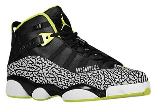 Jordan Six Rings - Elephant Print | Sole Collector
