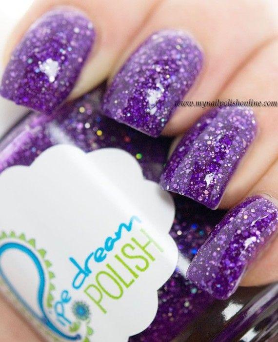 ideas para pintar o decorar uas color prpura u purple nails decoracin de uas