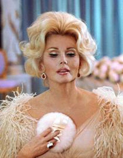 Zsa Zsa Gabor (February 6, 1917-December 18, 2016). She passed away from a myocardial infarction at age 99.