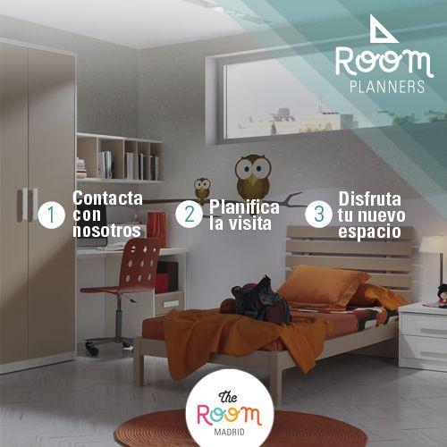 Nuestros Room Planners, visitarán tu casa, se reunirán contigo para conocer tus necesidades y preferencias, elaborarán planos de la nueva distribución, incluirán imágenes en 3D para que puedas visualizar tu nueva habitación y además, te facilitarán un presupuesto orientativo.