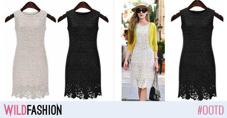 Office, feminin, elegant si delicat - intr-o singura rochie, perfecta pentru a intampina cu stil prima zi de toamna!