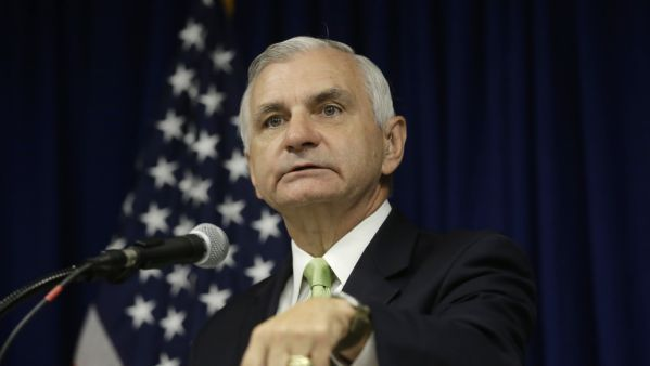 Sen. Jack Reed questions Trump's Kanye meeting, Tillerson choice