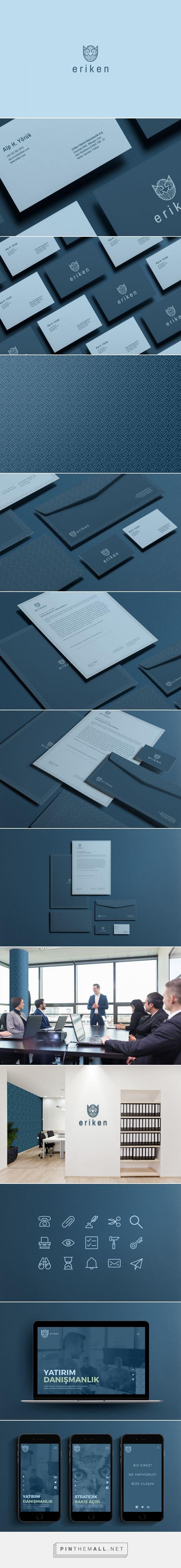 Eriken Investment Advisors Branding by Studio Recode | Logo Designer Bradenton, Web Design Sarasota, Tampa Fivestar Branding Agency