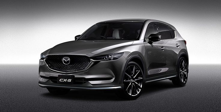 Snazzier 2017 Mazda CX-5 Custom Style Revealed