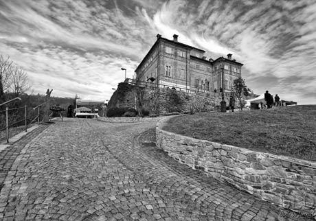Castello dei marchesi Cordero di Pamparato #castle #museum #piemonte #italy #provinciadicuneo