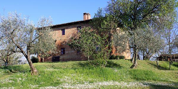 Fattoria Barbialla Nuova, Near San Miniato, Tuscany Hotel Reviews | i-escape.com