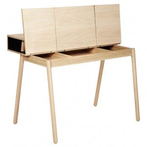 Isabel Ahm's Secretary Desk is  designed for working at home